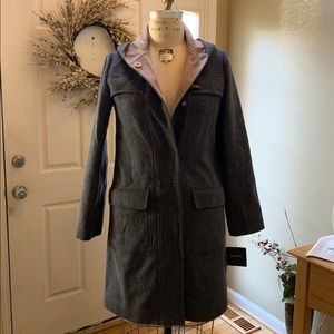 NWT Ellen Tracy Coat